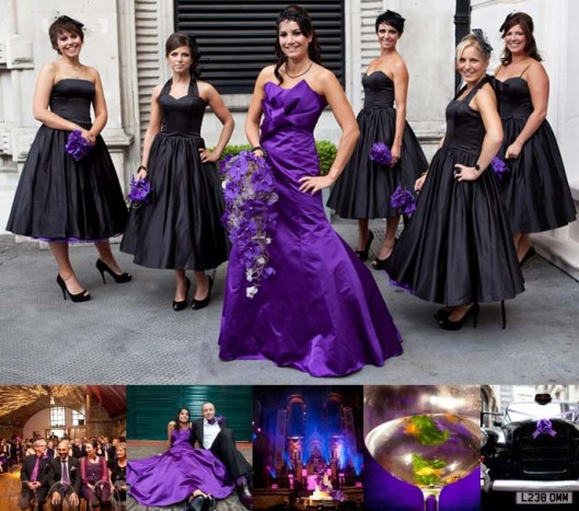 Non Traditional Wedding Dresses With Color: Non-Traditional Wedding Attire